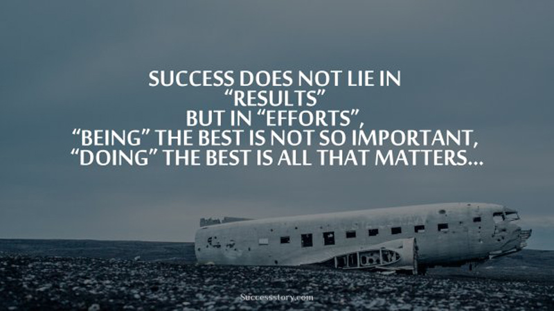 the most inspirational success quotes and sayings