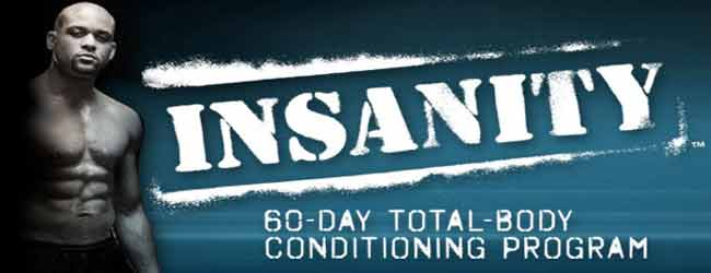 Personal Fitness with Insanity Wokout