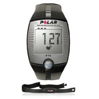 Polar watch and heart-rate monitor