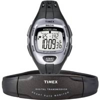 Timex watch and heart-rate monitor