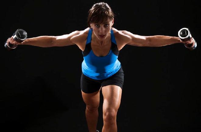 Rachel Buschert - fitness