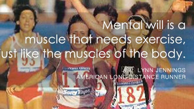 Motivational Quotes For Athletes By Running Athletes