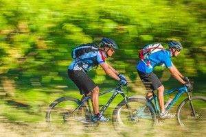 Recreational Mountain Biking