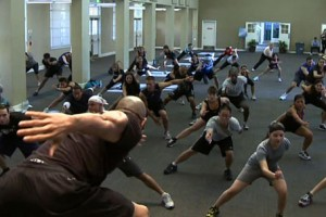 insanity workout - part of the updated lifestyle