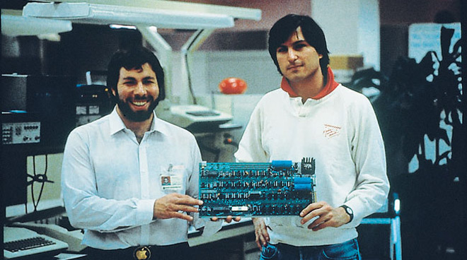wozniak and jobs