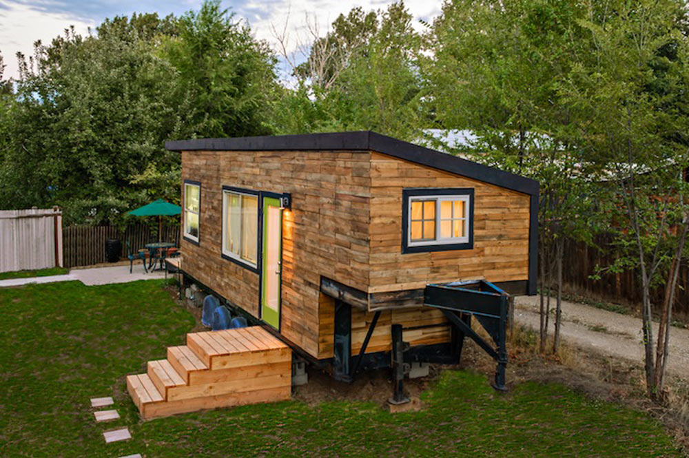 Tiny Houses More pragmatic minimal approach to life