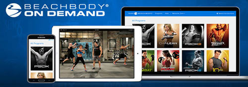 Review of Beachbody on demand