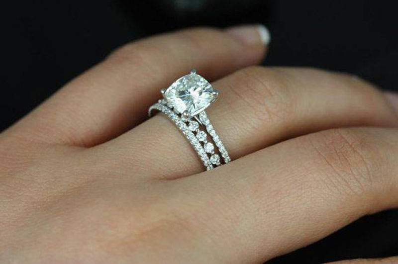 your six engagement ring setting bands ladies tiffany prong w online own design rings style classic an solitaire union shop diamond