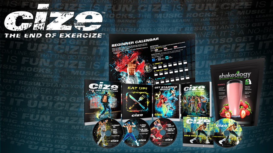 cize review - workout package