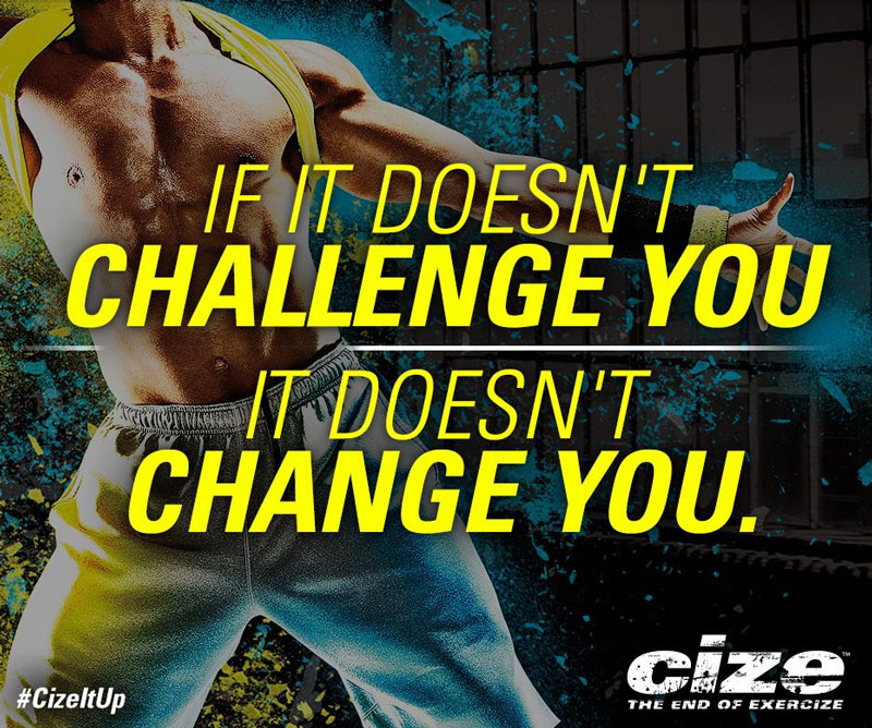 cize review - cize workout challenge