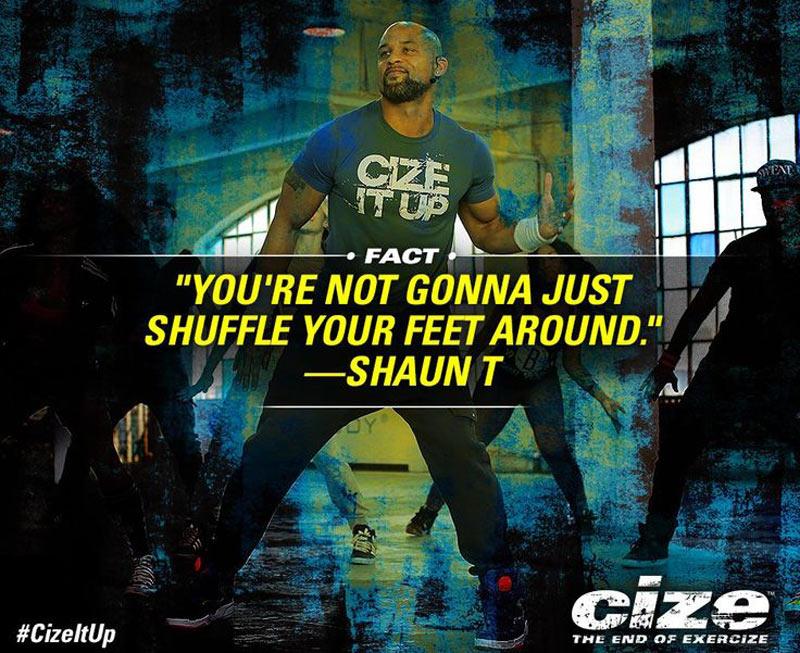 cize review - cize workout dance