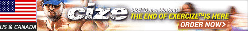 cize review - get the cize workout