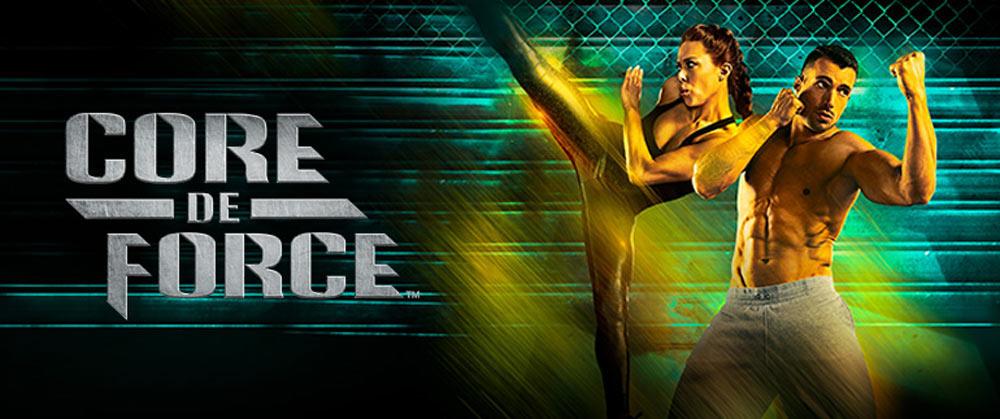 core de force deluxe workout schedule
