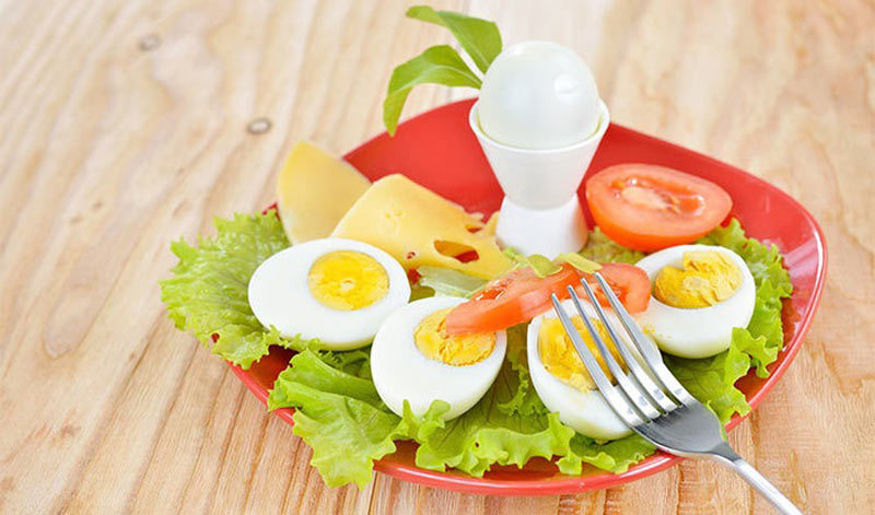 hard boiled egg diet