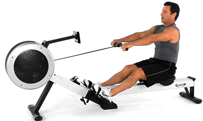 Cardio Equipment Rowing Machine