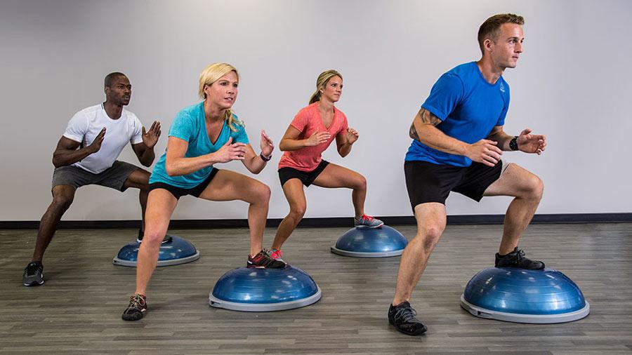 Balance Flexibility Training