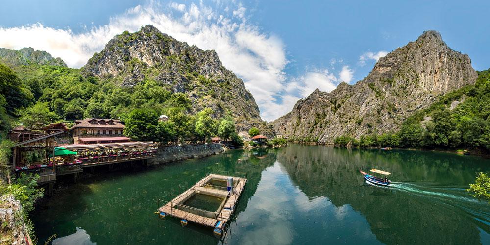 Canyon Matka Skopje 2