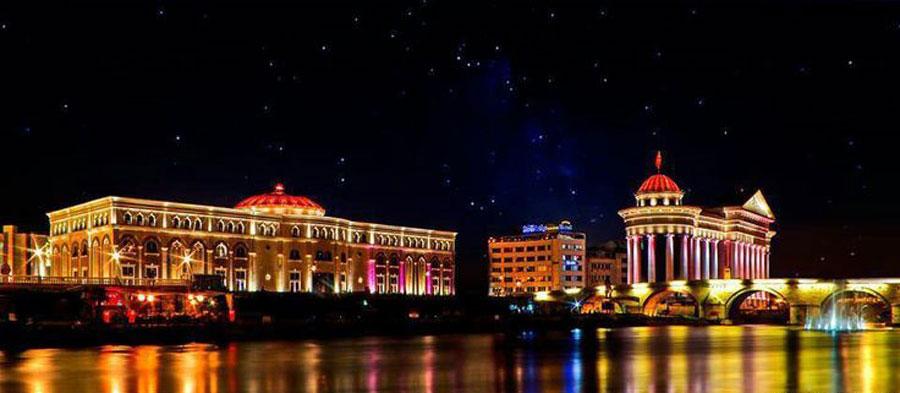 Macedonia Palace