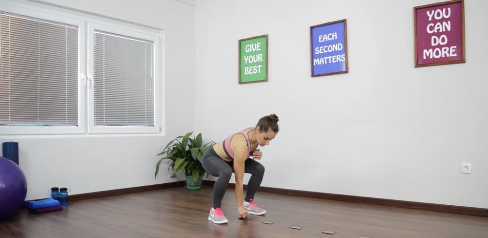 Squat Routine