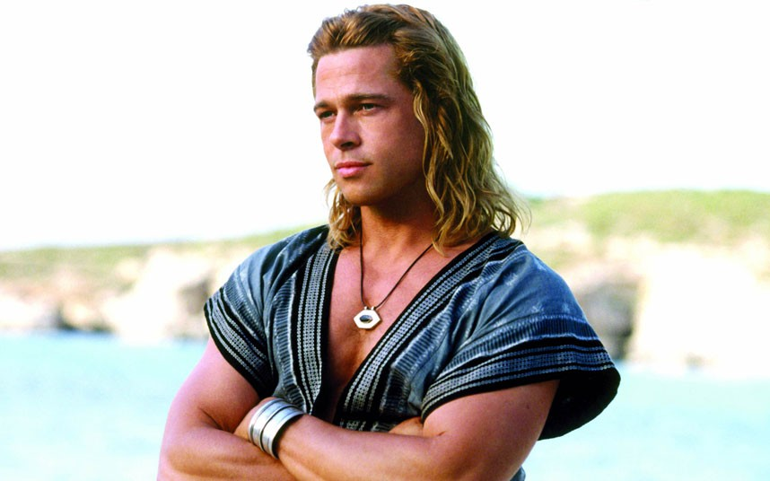 Brad Pitt Troy Workout