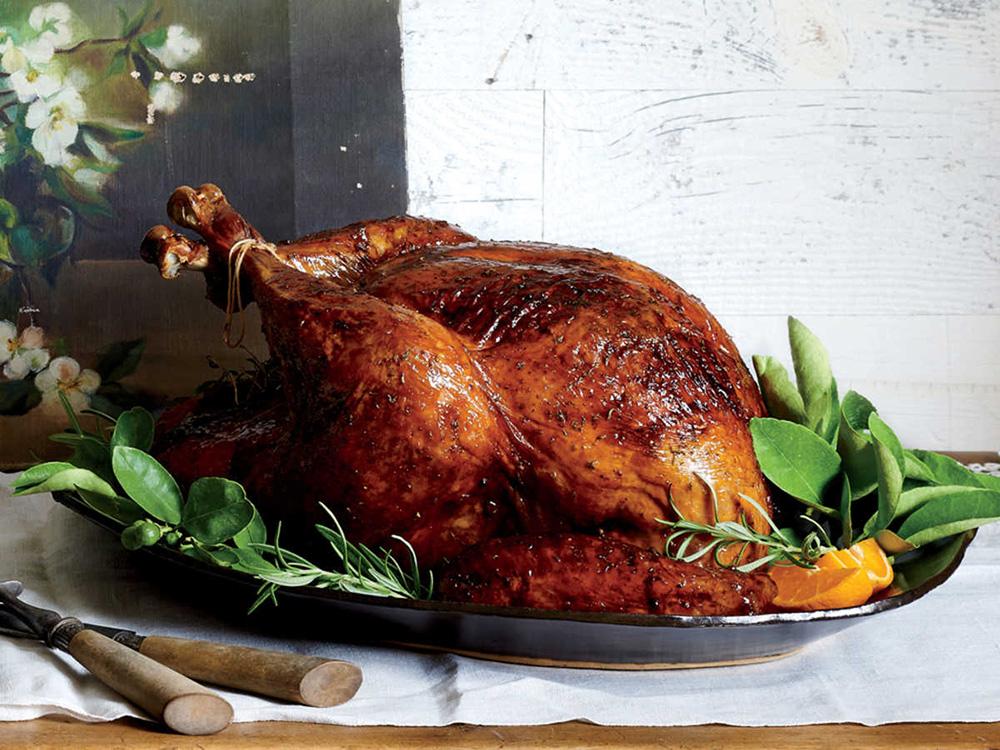 Turkey Or Chicken Food