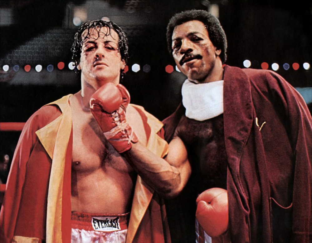 Weight Loss Movies Rocky 3