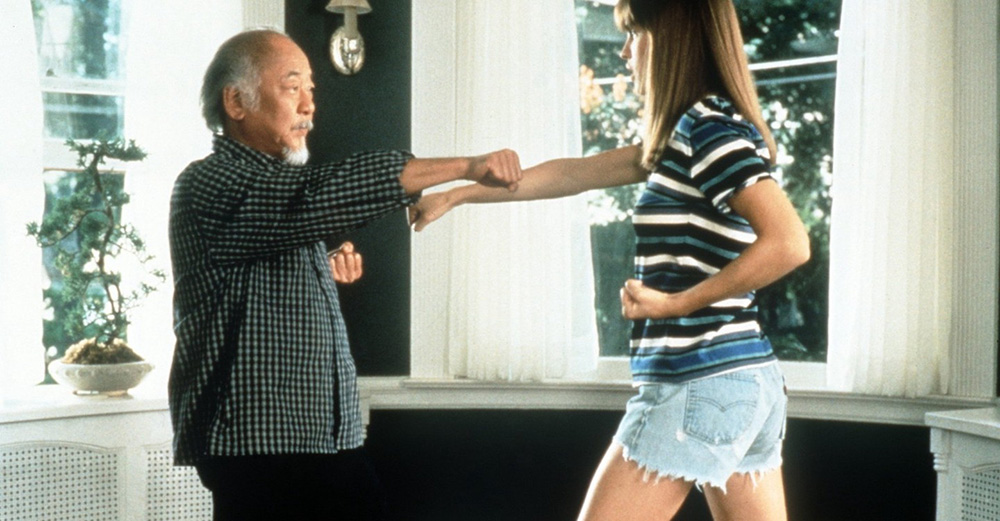 Workout Movies The Next Karate Kid