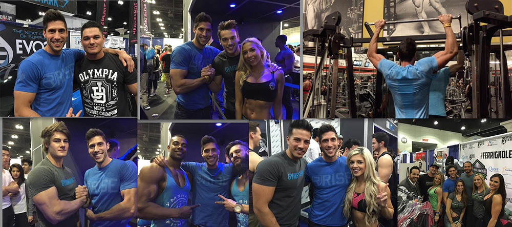 The Fitexpo Anaheim 2