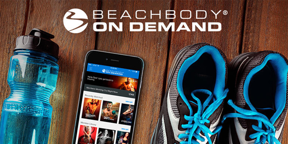 Beachbody On Demand Equipment