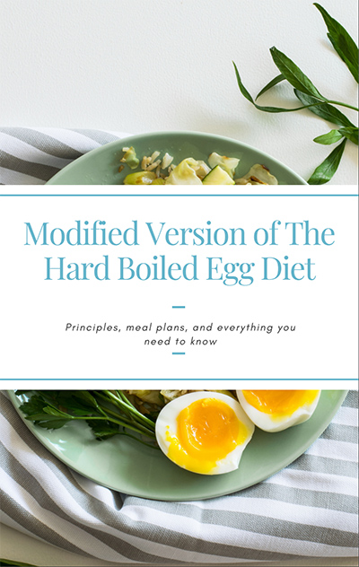 Hard Boiled Egg Diet Modified Version Ebook