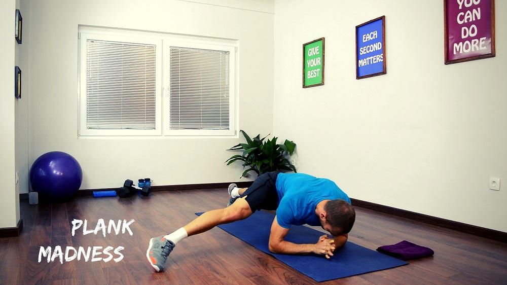 Intense Abs Workout