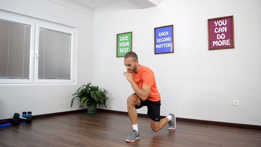 Benefits Of Lunges Exercise