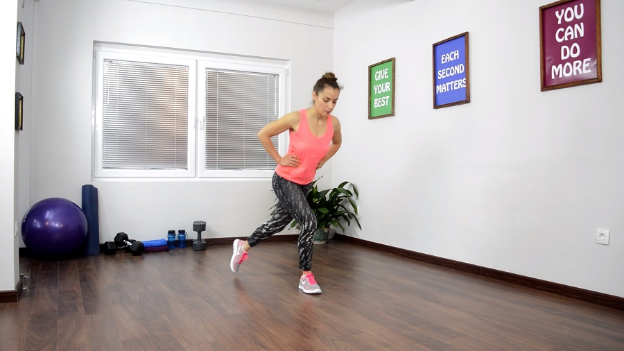 Benefits Of Reverse Lunges