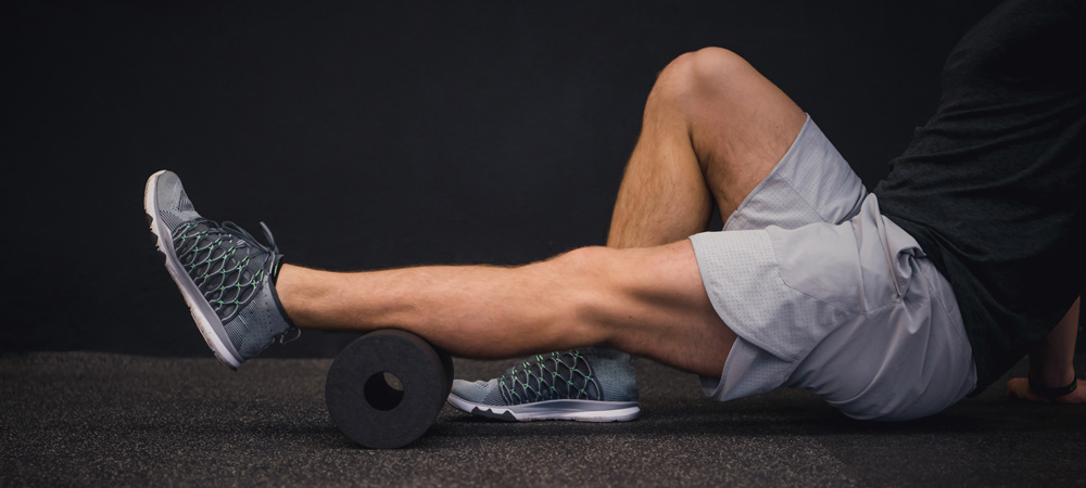 Foam Rolling For Deep Tissue Massage