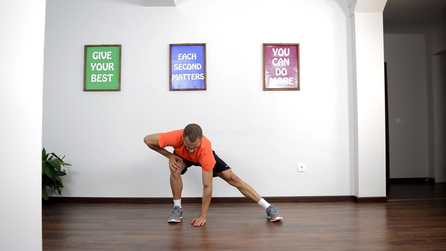 The Side Lunge