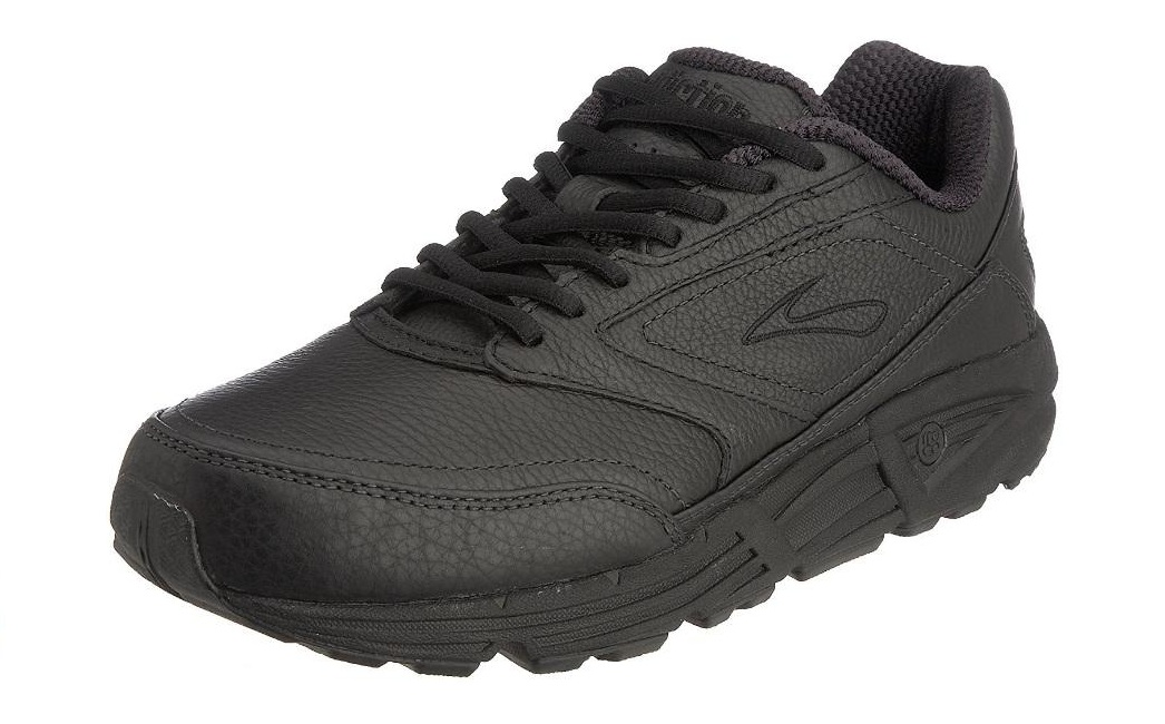 Brooks Men's Addiction Walker -Walking Shoes for flat  feel