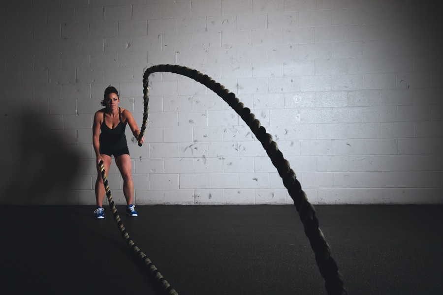 Battle Ropes For Arms