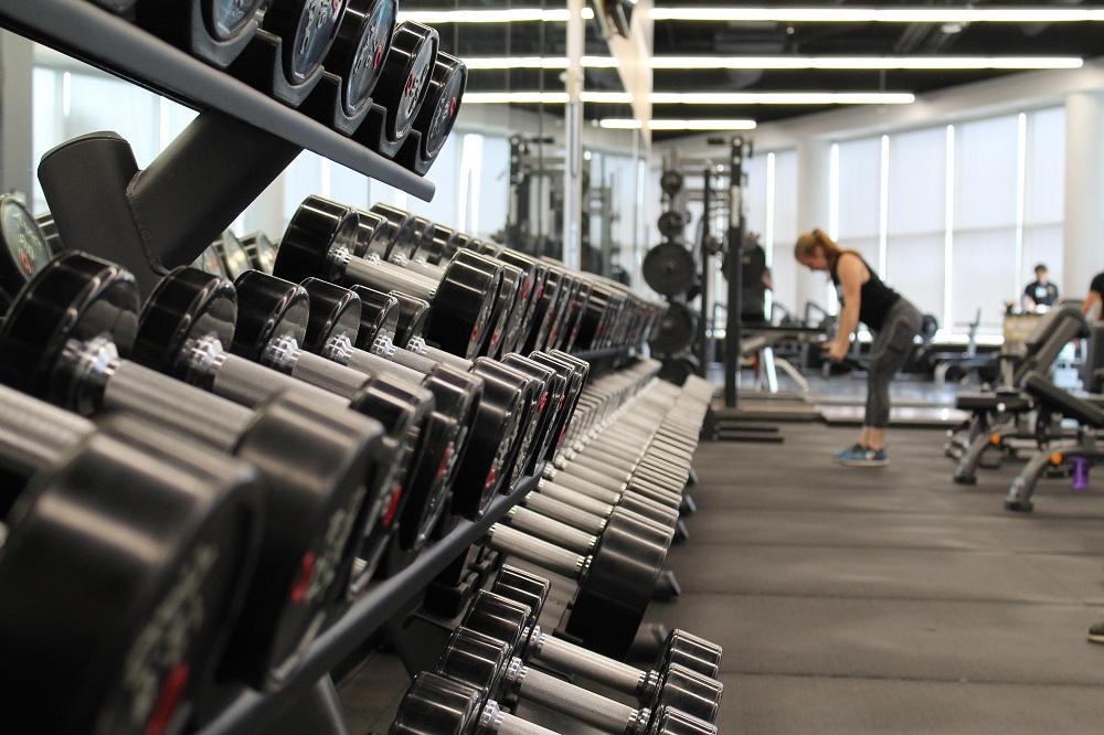 Injury Free Dumbbell Workout