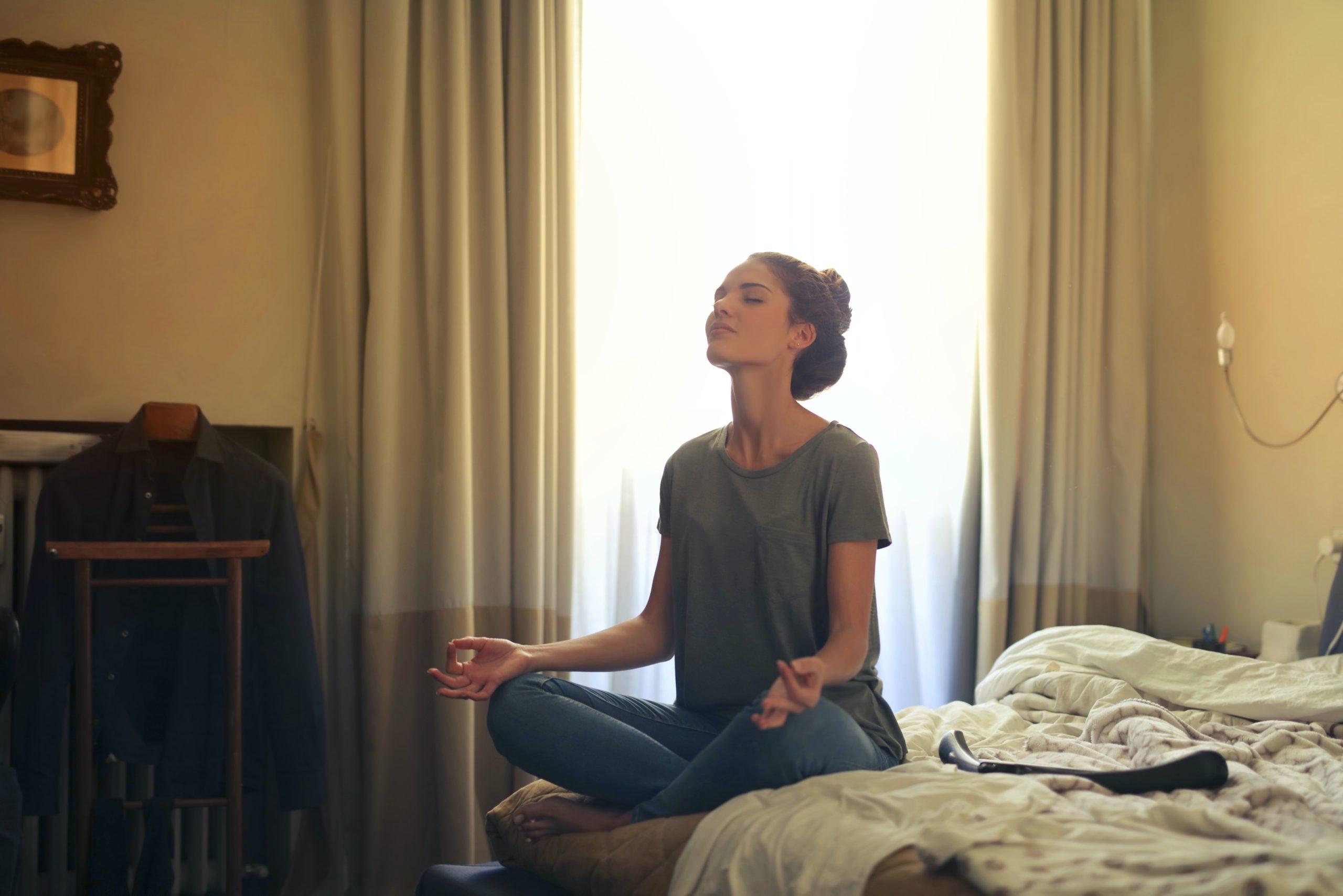 Meditation practice - mindfulness