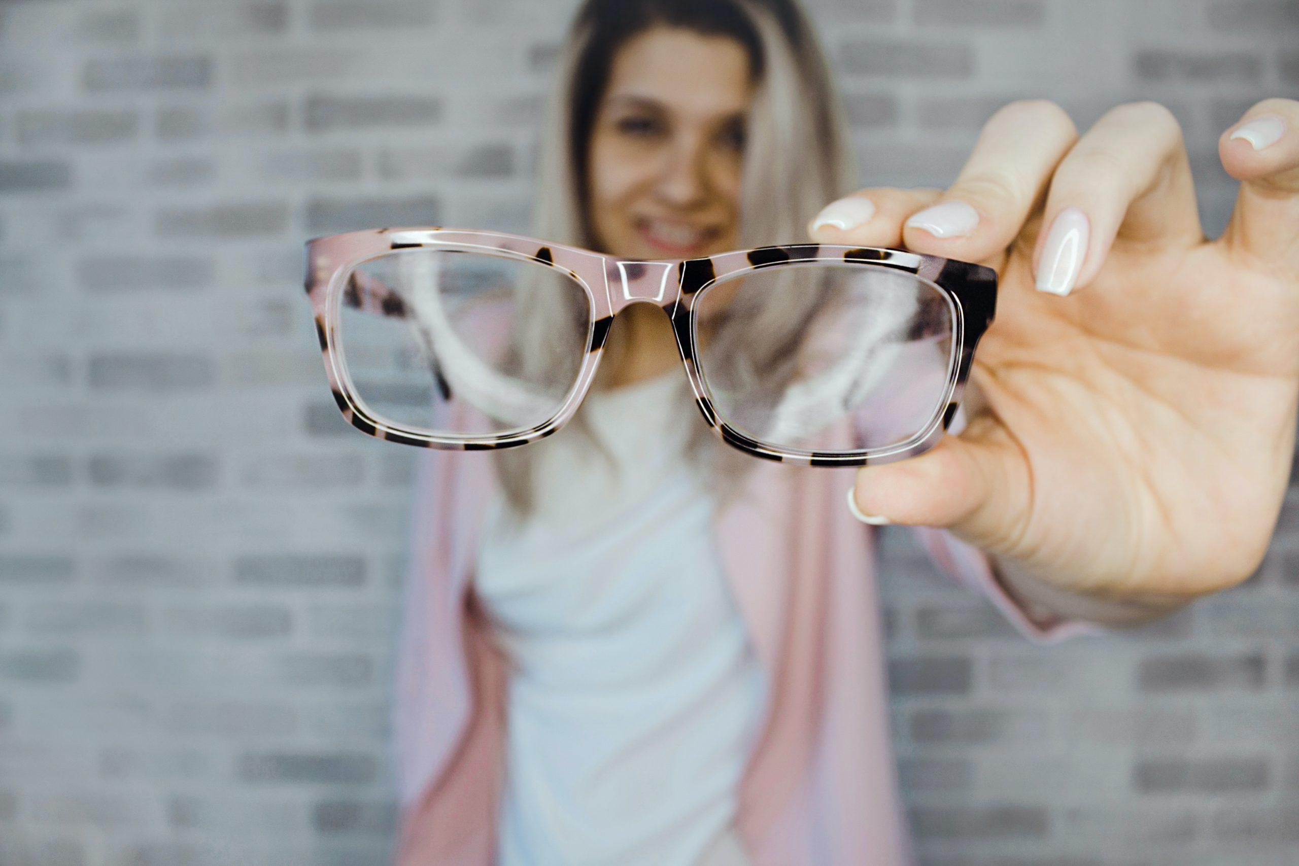 Taking care of eyesight