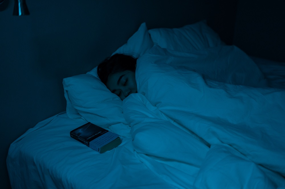 How To Sleep Better At Night Naturally Lifestyle Updated