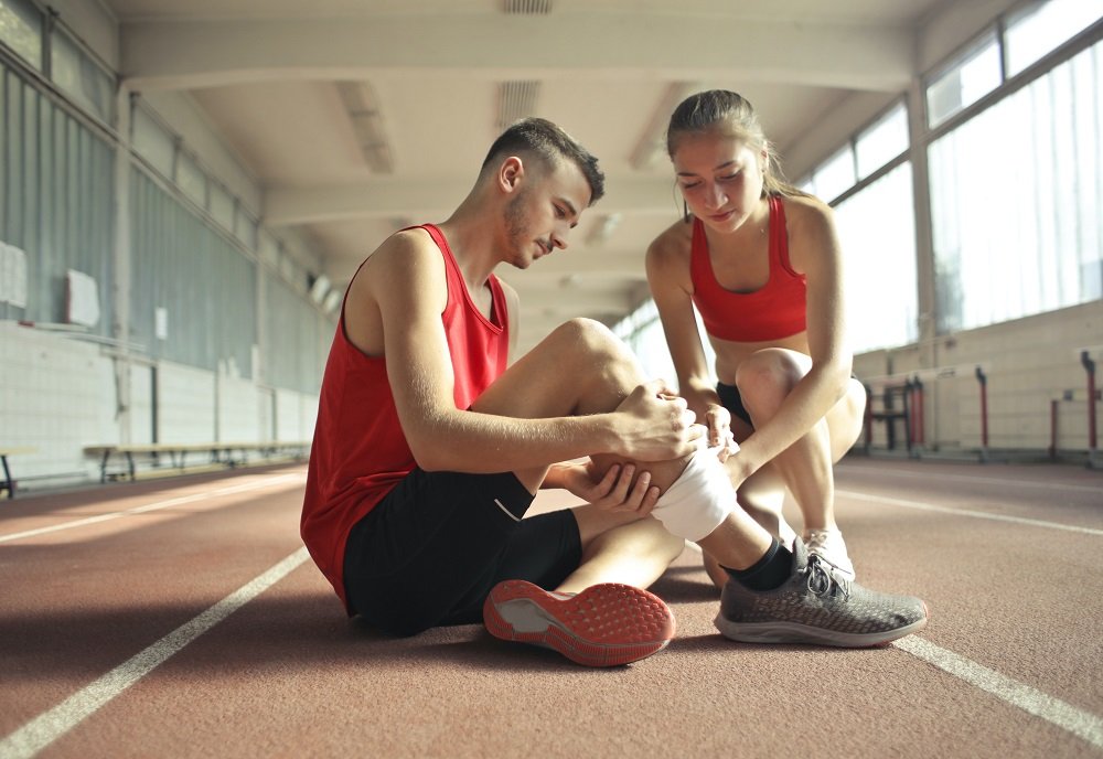 4 First Aid Tips For Training Injuries Lifestyle Updated 1